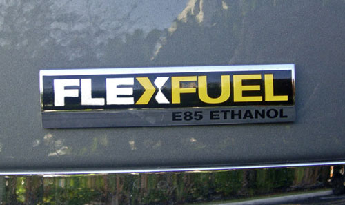 Do flex-fuel vehicles save money using E-85 gas?