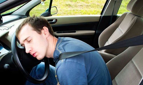 Tips to Stay Awake While Driving