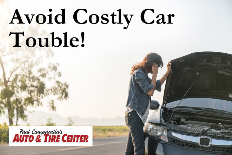 Avoid Costly Car Trouble